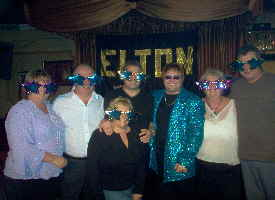 me and the mad glasses crew 2006